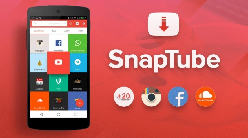 Snaptube Apk Download Latest version 2020