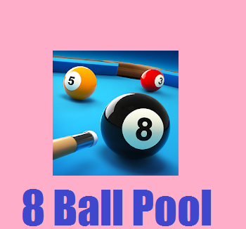 Online Game 8 Ball Pool Mod Apk