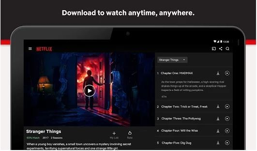 download to watch antime and anywhere