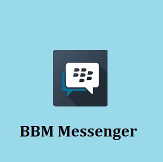 BBM Messenger Apk
