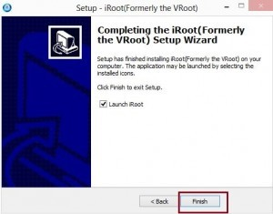 iRoot Apk for PC
