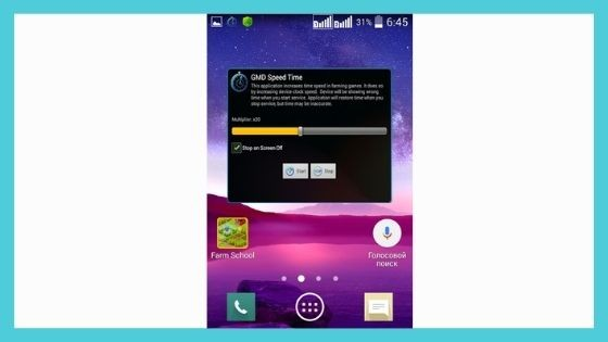 GMD Speed Time root APK