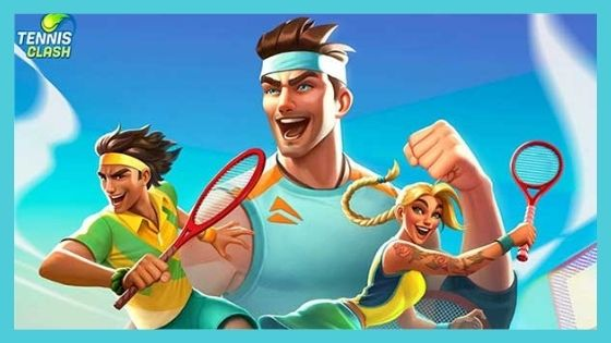 Tennis Clash 3D Sports APK
