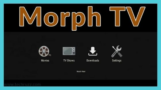 Morph TV APK