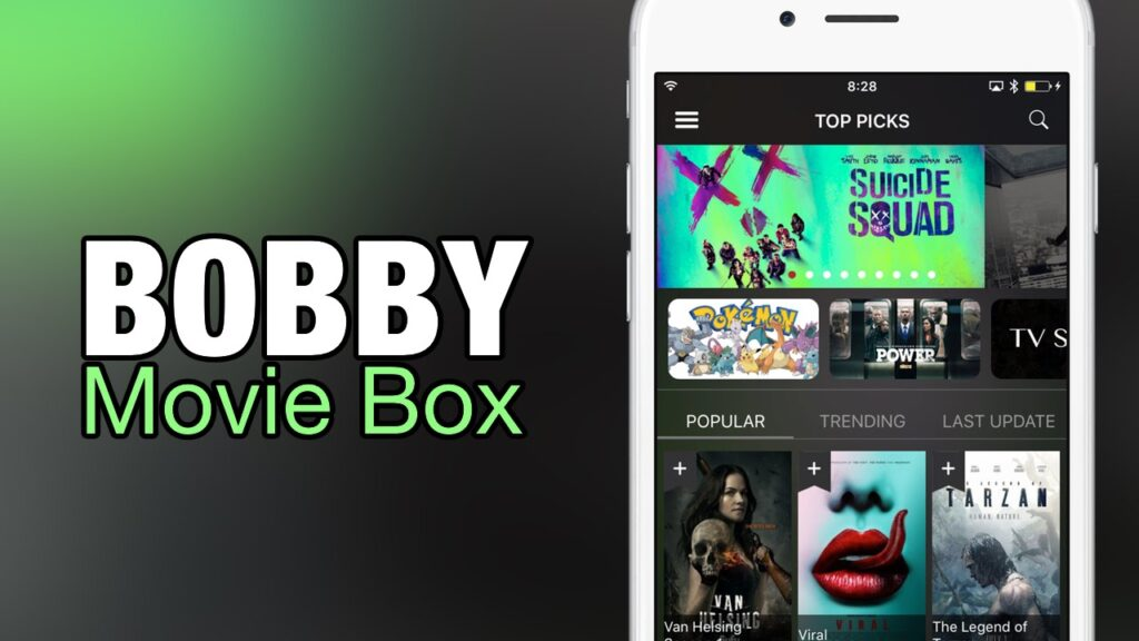Bobby Movie Box Mod apk
